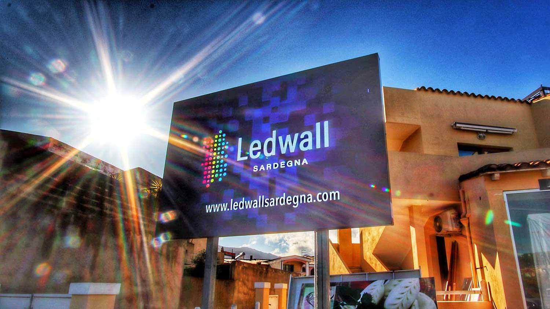 Realizzazione SarLed Ledwall & Co